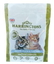 HARRINGTONS 425G ADULT CAT DUCK