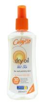 CALYPSO 250ML SPF 30 DRY OIL SPRAY