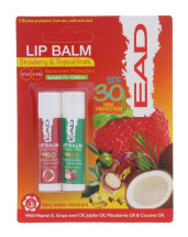 EAD L/BALM SPF30 STRAWBERRY&TROPICAL