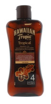 HAWAIIAN TROPIC 200ML TANNING OIL SPF 4