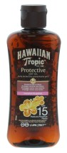 HAWAIIAN TROPIC 100ML PROTECT OIL SPF15