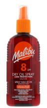 MALIBU 200ML SPF 8 DRY OIL SPRAY