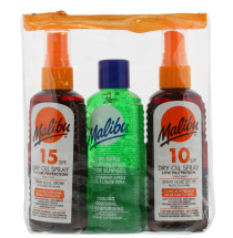 MALIBU 3PK (2X100ML SPRAY&100ML A/SUN)