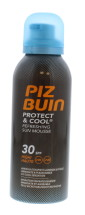 PIZ BUIN 150ML PROTECT&COOL MOUSSE SPF30