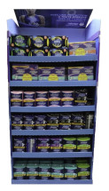 ALWAYS & TAMPAX MIXED DISPLAY 214S