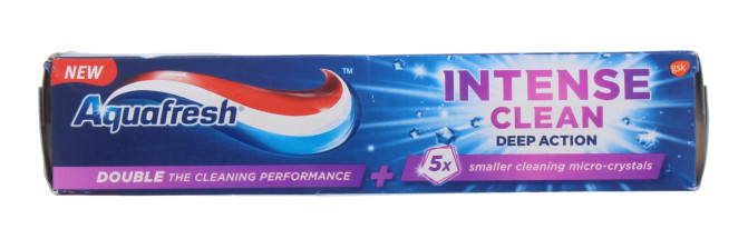 AQUAFRESH 75ML T/P INTENSE DEEP
