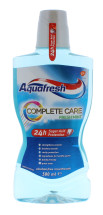 AQUAFRESH 500ML M/WASH C.CARE MINT