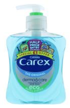 CAREX 250ML H/WASH ORIGINAL PMP £1