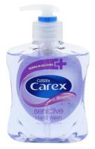 CAREX 250ML H/WASH SENSITIVE