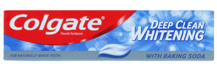 COLGATE 100ML T/P DEEP CLEAN WHITE
