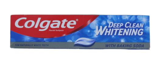 COLGATE 100ML T/P DEEP CLEAN WHITE