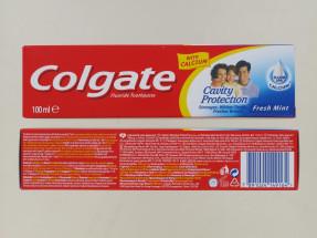 COLGATE 100ML T/P CAVITY MINT