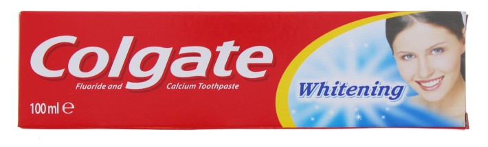 COLGATE 100ML T/P WHITENING