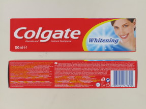 COLGATE 100ML T/P WHITENING