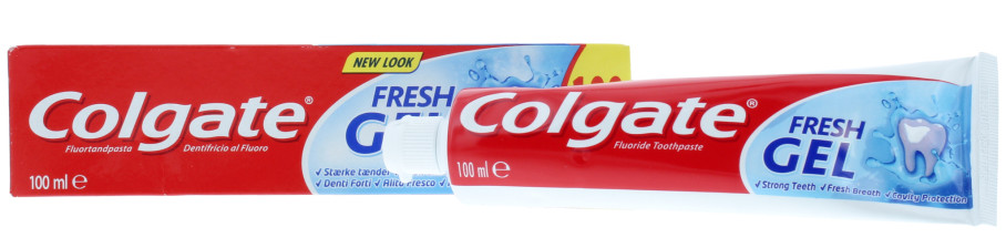 COLGATE 100ML T/P FRESH GEL