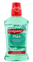 COLGATE PLAX 500ML M/WASH SPEARMINT