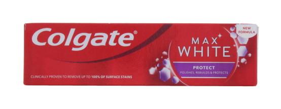 COLGATE MAX WHITE 75ML T/P PROTECT