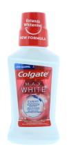 COLGATE MAX WHITE 250ML M/WASH