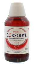 CORSODYL 300ML M/WASH ORIGINAL