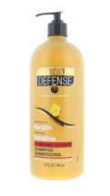 DAILY DEFENSE 946ML S/POO KERATIN