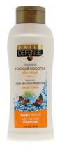 DAILY DEFENSE 443ML B/WASH COCONUT