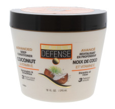 DAILY DEFENSE 295ML 3MIN DEEP COND COCO