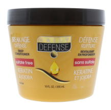 DAILY DEFENSE 295ML 3MIN DEEP COND KERAT