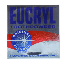EUCRYL 50G TOOTH POWDER ORIGINAL