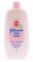 JOHNSONS BABY 500ML LOTION