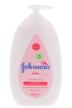 JOHNSONS BABY 500ML LOTION NEW PK