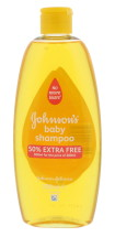 JOHNSONS BABY 200ML S/POO +50% FREE