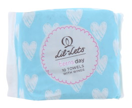 LIL-LETS TEENS DAY TOWEL 10S WINGS