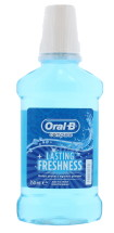 ORAL B 250ML COMP M/WASH ARCT MINT