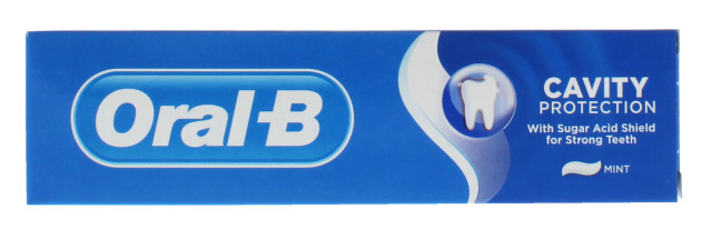 ORAL B 100ML T/P CAVITY PROTECTION