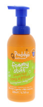PADDYS 200ML HAIR & BODY MOUSSE APPLE