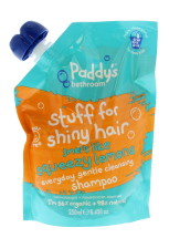 PADDYS 250ML SHINY HAIR S/POO LEMON