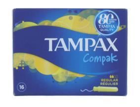 TAMPAX COMPAX REGULAR 16'S