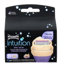 WILKINSON INTUITION BLADES 3'S DRY SKIN