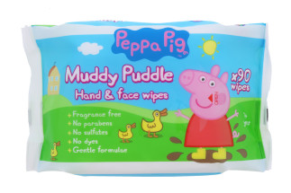 PEPPA PIG HAND&FACE WIPES 90'S