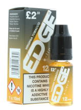 EDGE 10ML E LIQUID TOBACCO 12MGPMP