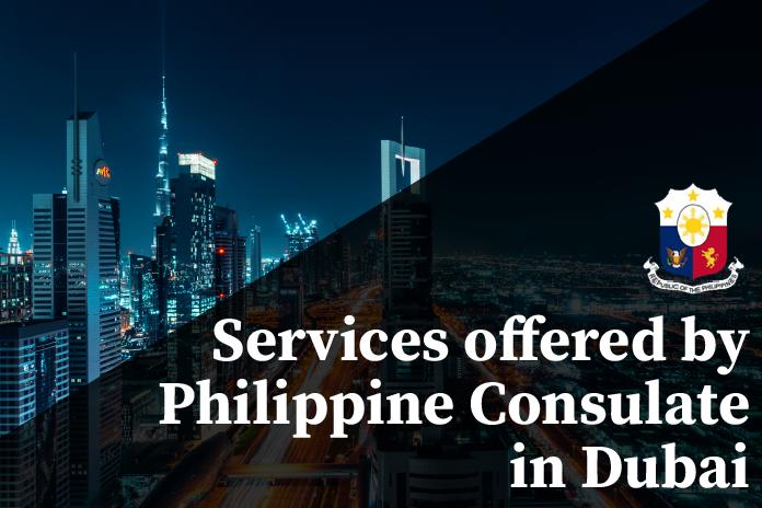 Philippine consulate in Dubai