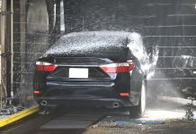 Car wash in UAE