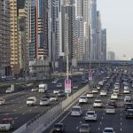 Abu Dhabi traffic fines