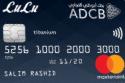 ADCB Lulu Titanium Card