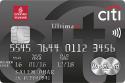 Emirates - Citibank Ultima Credit Card