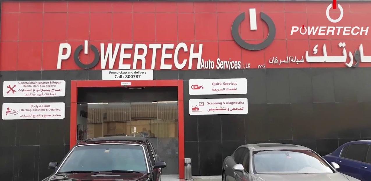 Top Ford Car service centers in Dubai - MyMoneySouq