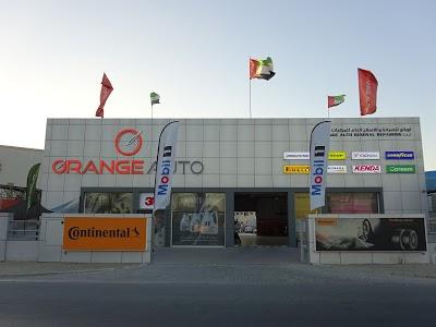 orange auto repair