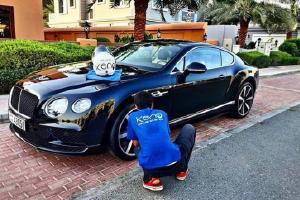 Keno car wash