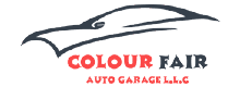 colour fair auto garage dubai