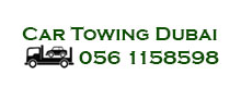 Car towing dubai